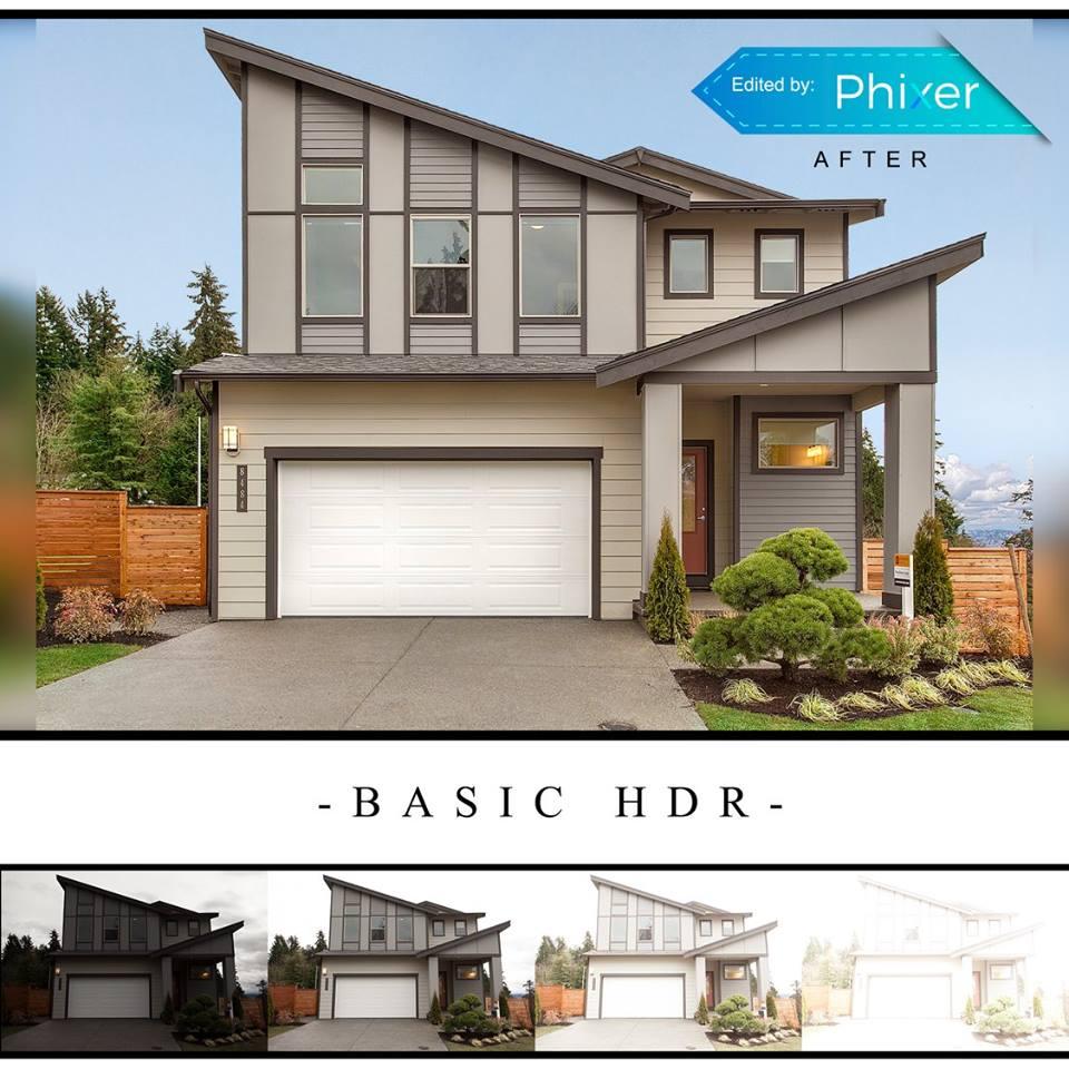Basic HDR - Photo Editing 1