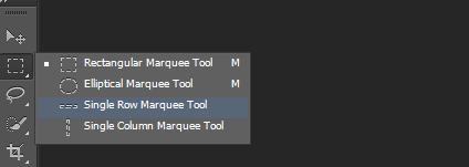 Marquee tool - phixer