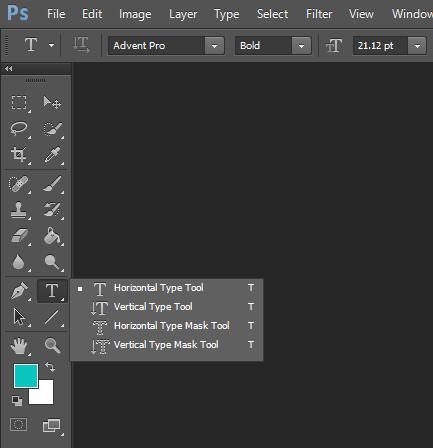 type tool psd - phixer